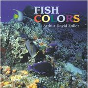Cover of: Fish Colors | Arthur David Zoller