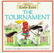 Cover of: The Tournament (Castle Tales Series) | Heather Amery