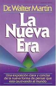 Cover of: La Nueva Era