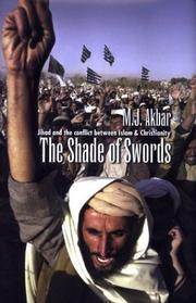 The shade of swords by M. J. Akbar