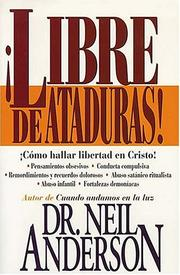 Cover of: ¡libre De Ataduras!