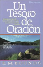 Cover of: Un Tesoro De Oracion (A Treasury of Prayer)