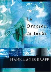 Cover of: La oracion de Jesus