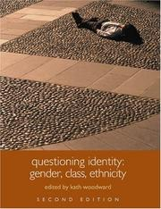 Cover of: QUESTIONING IDENTITY (Understanding Social Change)