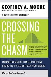 Cover of: Crossing the Chasm | Geoffrey A. Moore