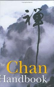 Cover of: The Chan Handbook