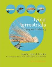 Cover of: Tying Terrestrials for Super Fishing
