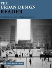 Cover of: The Urban Design Reader (Routledge Urban Readers) | Michael Larice
