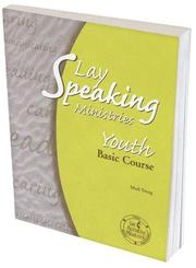Cover of: Lay Speaking Ministries | Mark A., M.D. Young