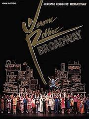 Cover of: Jerome Robbins' Broadway