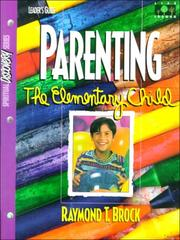 Cover of: Parenting the Elementary Child