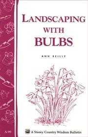 Cover of: Landscaping with Bulbs