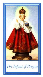 Infant of Prague 100 Pack by Regina Press Malhame & Company