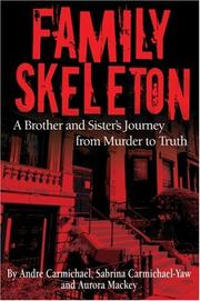 Cover of: Family Skeleton | Sabrina Carmichael Yaw