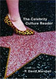 Cover of: The Celebrity Culture Reader