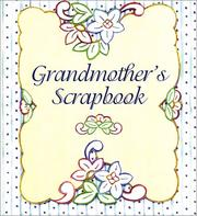 Cover of: Grandmother's Scrapbook