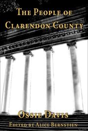 Cover of: The People of Clarendon County