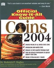 Cover of: Coins 2004 (Fell's Official Know-It-All Guide to Coins)