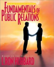 Cover of: Fundamentals of Public Relations |