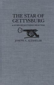 Cover of: Star of Gettysburg (His Civil War Series)