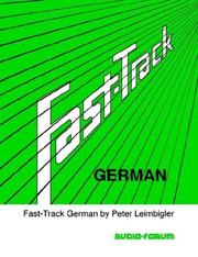 Cover of: Fast-Track German | Peter Leimbigler