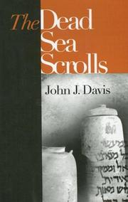 Cover of: The Dead Sea Scrolls