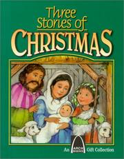 Cover of: Three Stories of Christmas