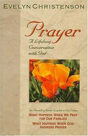 Cover of: Prayer