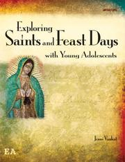 Exploring saints and feast days with young adolescents by Jenni Vankat