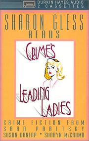 Cover of: Crime's Leading Ladies