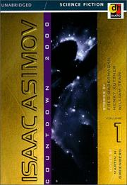 Cover of: Isaac Asimov: Countdown 2000