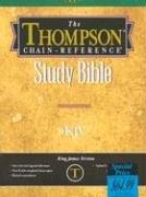 Cover of: Thompson Chain Reference Bible-KJV |