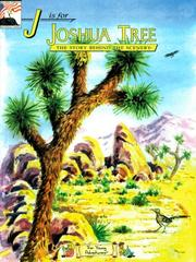 Cover of: J Is for Joshua Tree | Judy Rosen & Biff Baird
