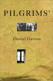 Cover of: Pilgrims'