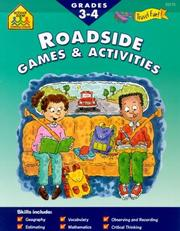 Cover of: Roadside Games and Activities | Lisa Carmona