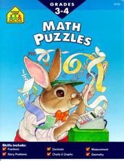 Cover of: Math Puzzles
