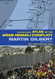 Cover of: The Routledge Atlas of the Arab-Israeli Conflict