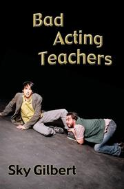 Cover of: Bad Acting Teachers