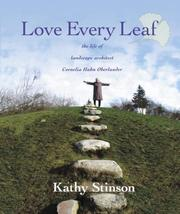 Cover of: Love Every Leaf