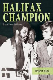 Cover of: Halifax Champion