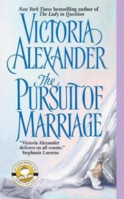 Cover of: The Pursuit Of Marriage