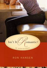 Cover of: Isn't It Romantic?