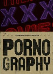 Cover of: Pornography (Groundwork Guides) | Debbie Nathan