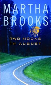Cover of: Two Moons in August