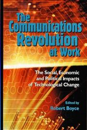 Cover of: The Communications Revolution at Work