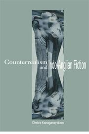 Cover of: Counterrealism and Indo-Anglian Fiction