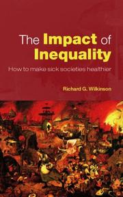 Cover of: The Impact of Inequality