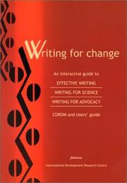 Writing for Change by