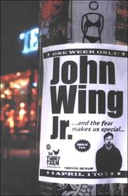 Cover of: ...And the Fear Makes Us Special | John, Jr. Wing