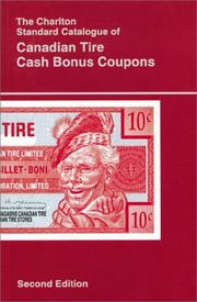 Cover of: Canadian Tire Cash Bonus Coupons